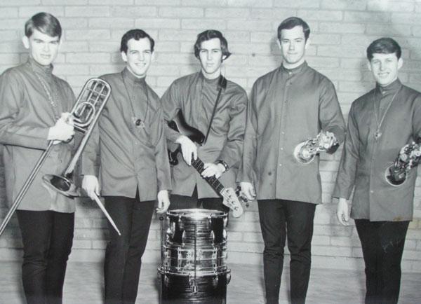 Bob-Weller-band